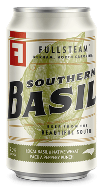 Fullsteam - Southern Basil Farmhouse Ale - 6 pack