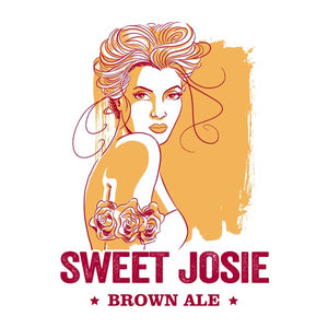 Lonerider Sweet Josie - Brown Ale - 6 pack