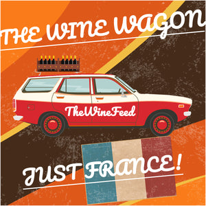 Wine Wagon - Just France