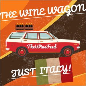 Wine Wagon - Just Italy