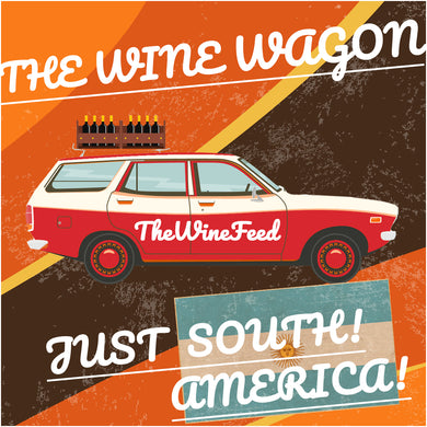 Wine Wagon - Just South America