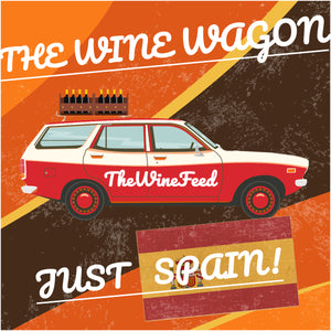 Wine Wagon - Just Spain