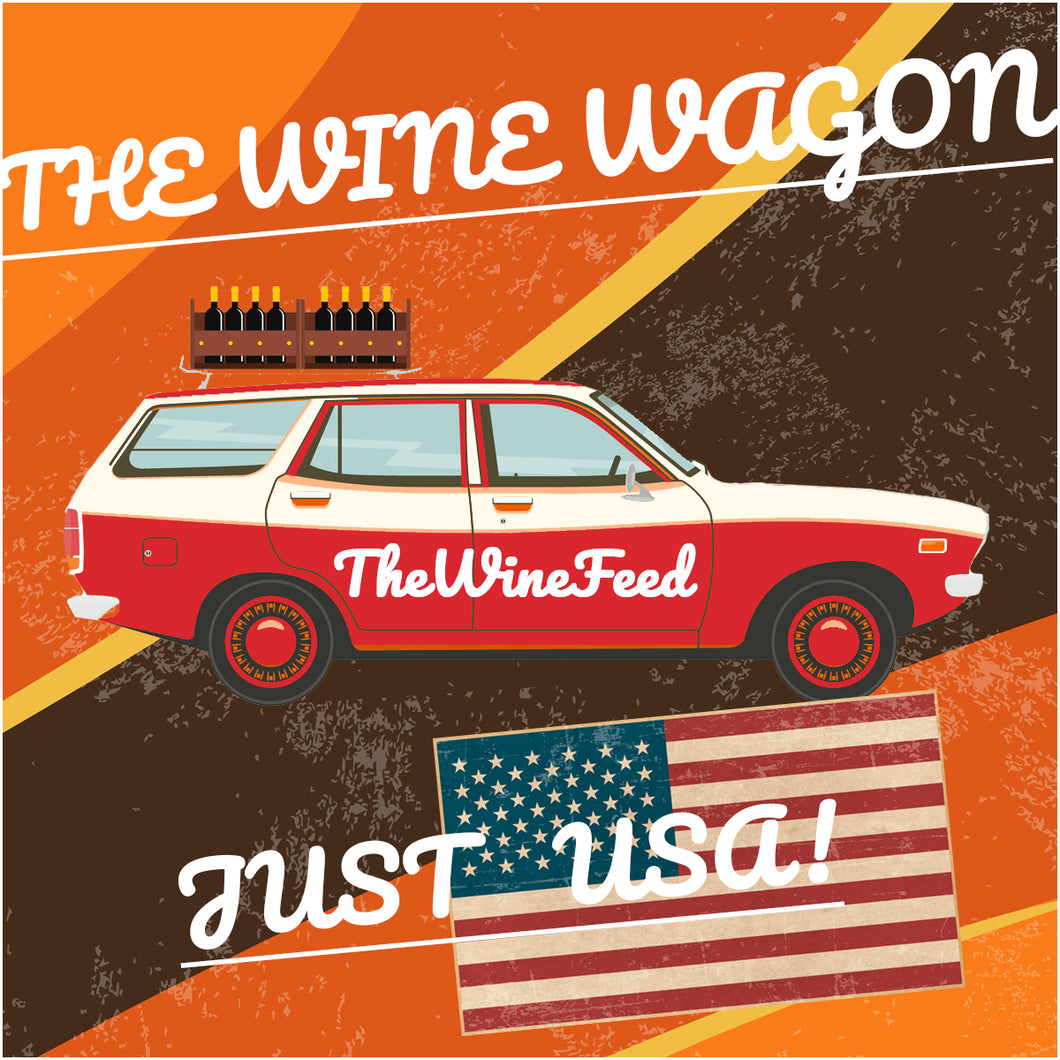 Wine Wagon - Just USA