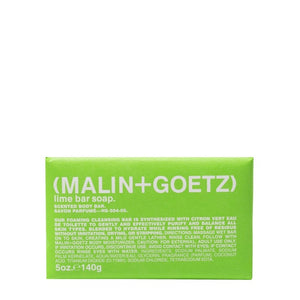 MALIN+GOETZ HK lime bar soap.
