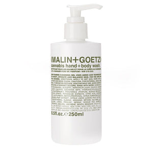 cannabis hand+body wash. | (MALIN+GOETZ) HK