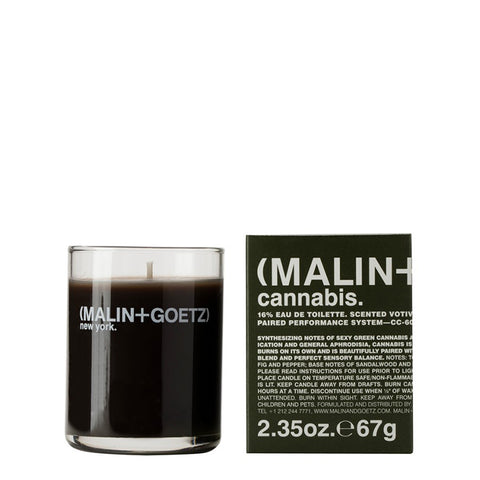 malin+goetz cannabis votive