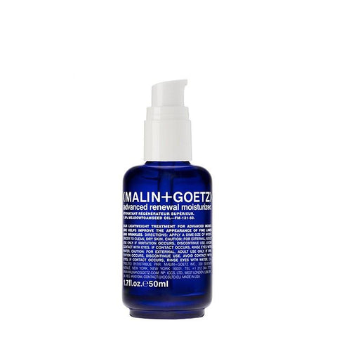 advanced renewal moisturizer. | (MALIN+GOETZ) HK
