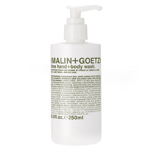 lime hand+body wash. | (MALIN+GOETZ) HK