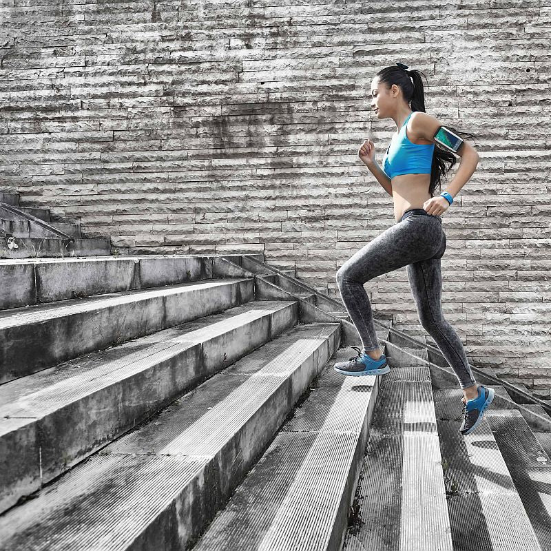 Image result for running stairs