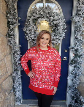 Christmas Cheer Tunic