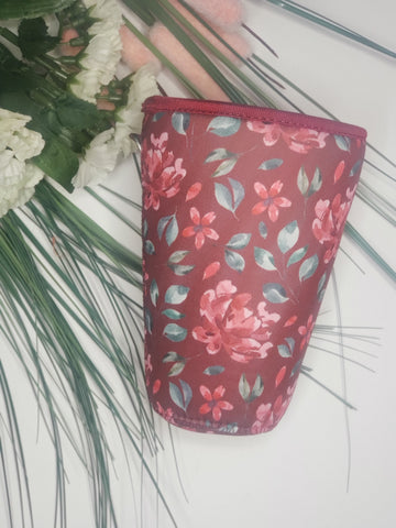 Garden Inspired Cup Cover