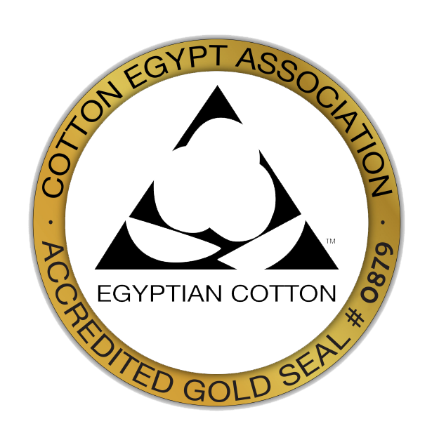 Certified Egyptian Cotton Seal