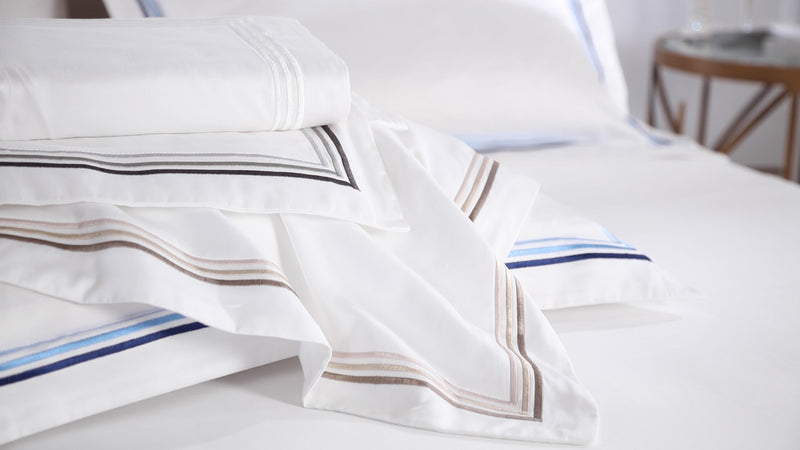 pure parima certified egyptian cotton sheets triple luxe sateen