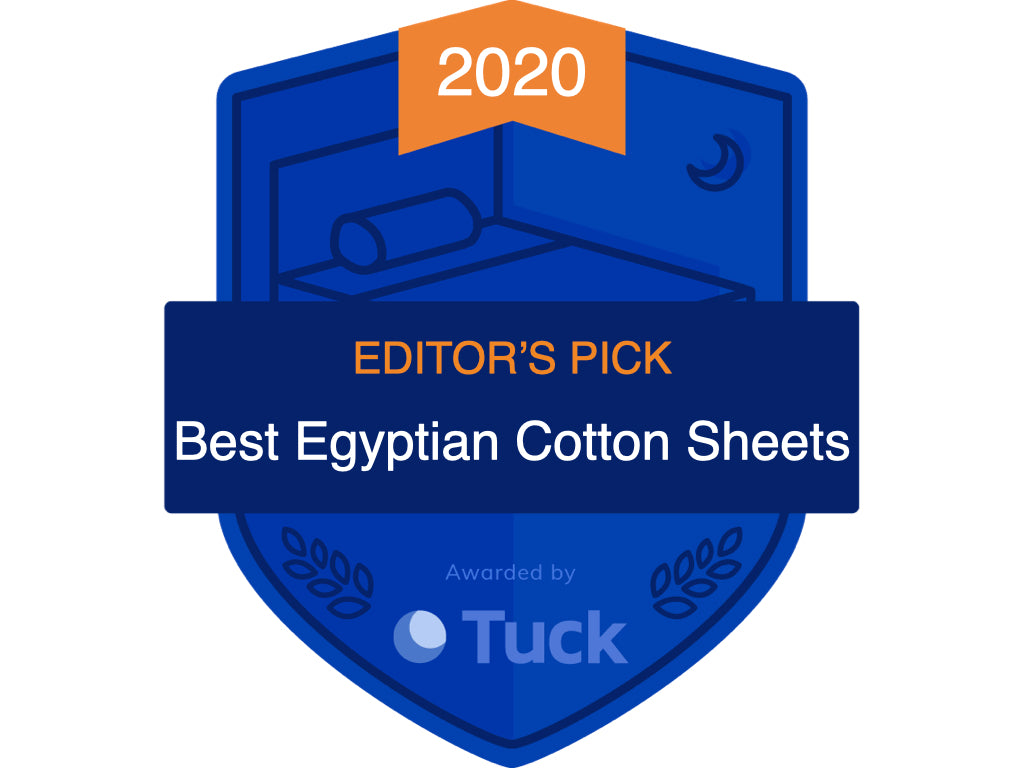 editor's pick best egyptian cotton sheets