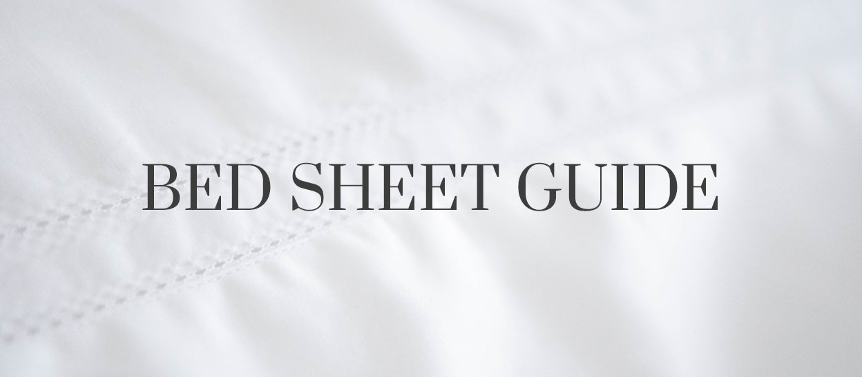 Pure Parima Bed Sheet Guide
