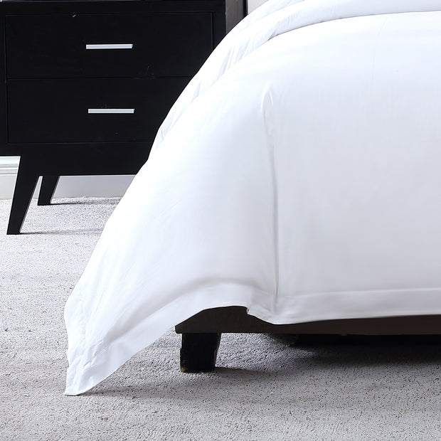 Ultra Percale Duvet Cover Set | Hotel Collection | 100% Giza Egyptian Cotton