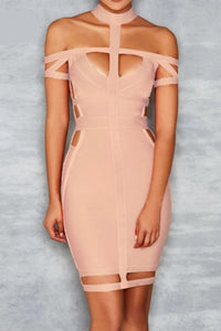 PENELOPE - Blush Dress