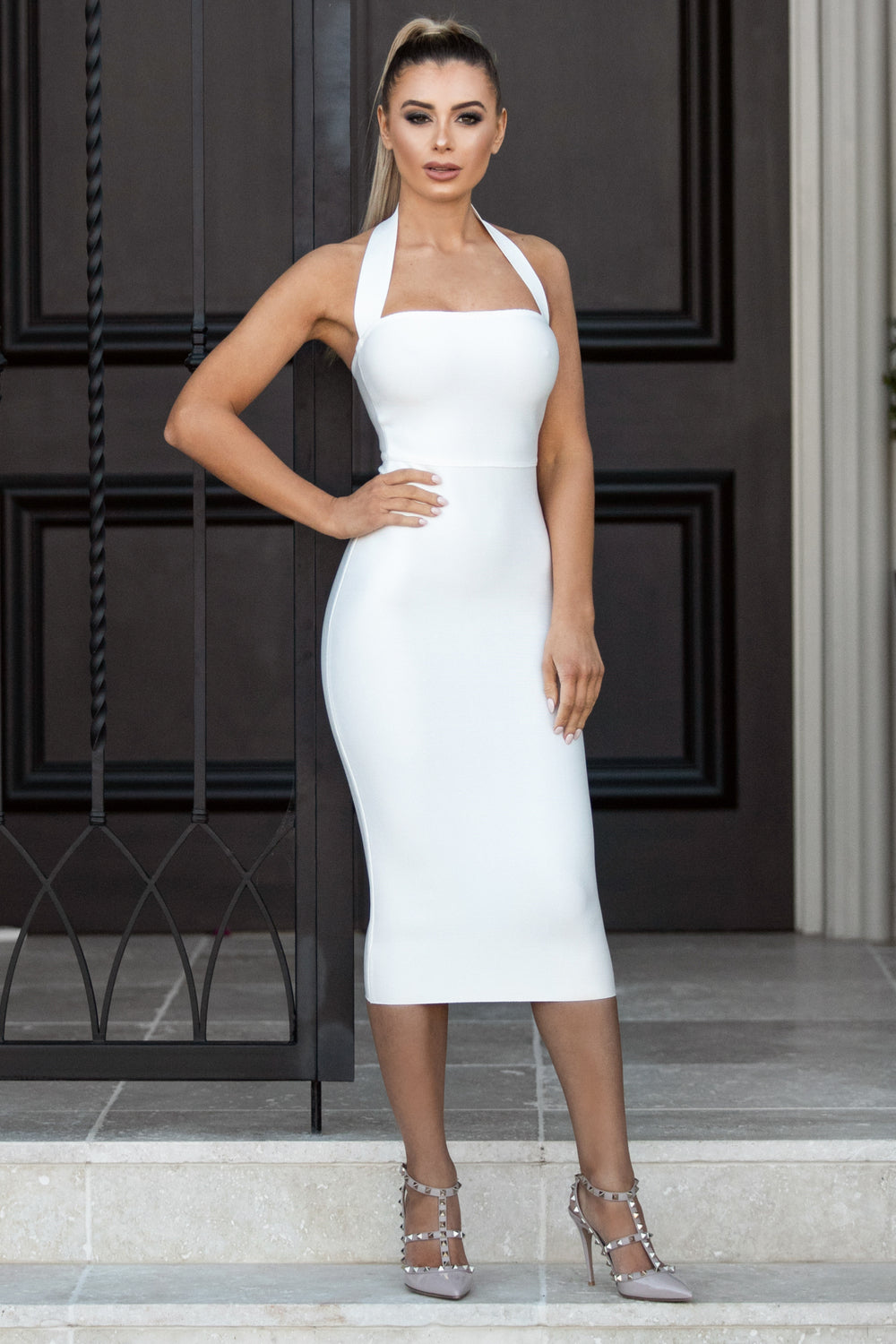 UNIQUE – White Dress | Jindigo Babe Melbourne