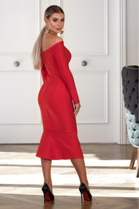 VIXEN- Red Dress