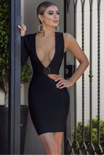 AMANDA– Black Dress | Jindigo Babe Melbourne