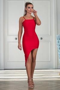 AVA– Red Dress | Jindigo Babe Melbourne