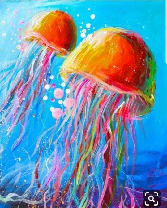 2 Cool Jellyfish
