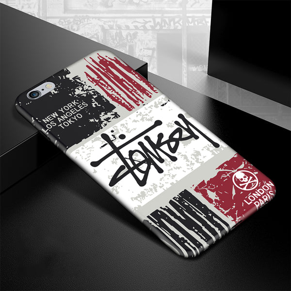 stussy cover iphone 7