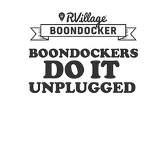 RVillage Boondockers - Boondockers do it unplugged