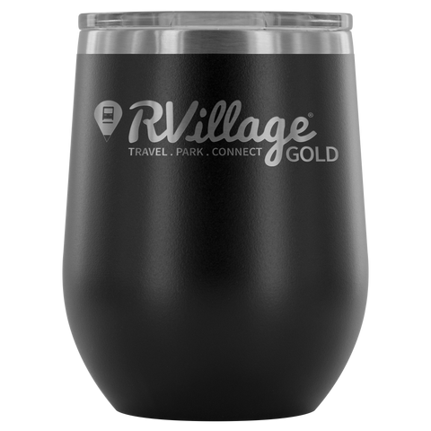 GOLD Level Member Wine Tumbler (more colors)