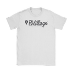 RVillage Women's Tee - Large Logo (Larger Sizes to 3XL)