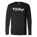 RVillage Unisex Long Sleeve Tee (Additional Colors Available)
