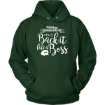 Women Who RV - Back It Like... Unisex Hoodie (Additional Colors Available)