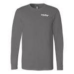 RVillage Unisex Long Sleeve Tee - Small Logo (Additional Colors Available)