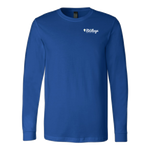 Rally 2.0 Unisex Long Sleeve Tee - Light Logo (Additional Colors Available)