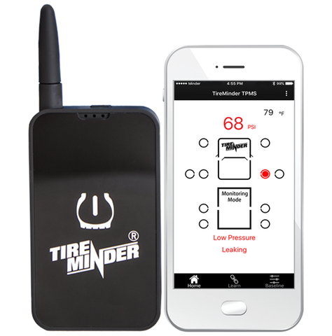 TireMinder Smart TPMS for RVs