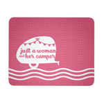 Women Who RV - Just a Woman... Mousepad (Additional Colors Available)