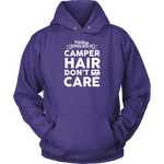 Women Who RV - Camper Hair... Unisex Hoodie (Additional Colors Available)