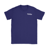 RVillage Women's Tee - Small Logo (Larger Sizes to 3XL Additional Colors Available)