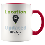 RVillage Location Updated Mug (more colors)