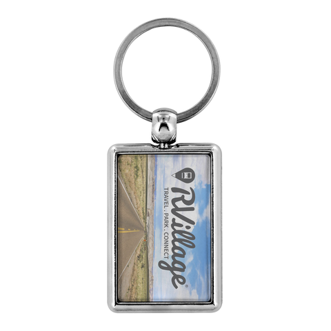 RVillage Keychain (Open Road)