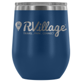 RVillage Wine Tumbler (more colors)