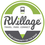 RVillage Vinyl Decal
