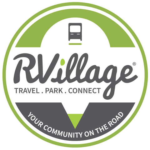RVillage 2020 Vinyl Decal