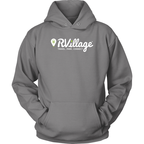 RVillage Unisex Hoodie (Additional Colors Available)