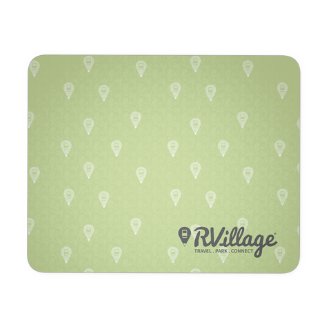RVillage Printed Mousepad (Green)
