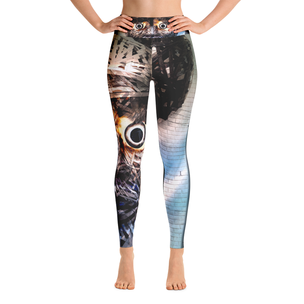 Officer Fright Yoga Pant