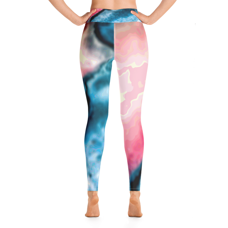 Black Line from the Yellowstone Collection Yoga Leggings
