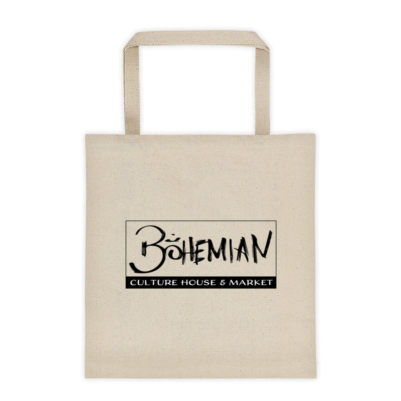 Bohemian Culture House & Market Tote bag