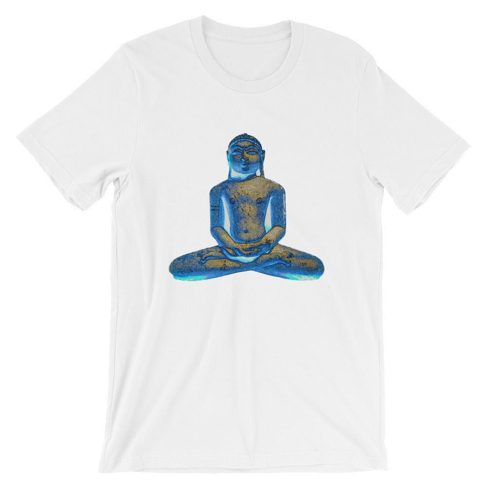 Light Meditation Yogi - Short-Sleeve Unisex T-Shirt