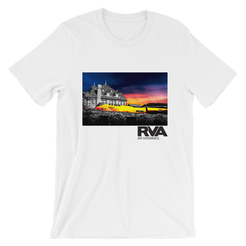 Sunset Train T-Shirt
